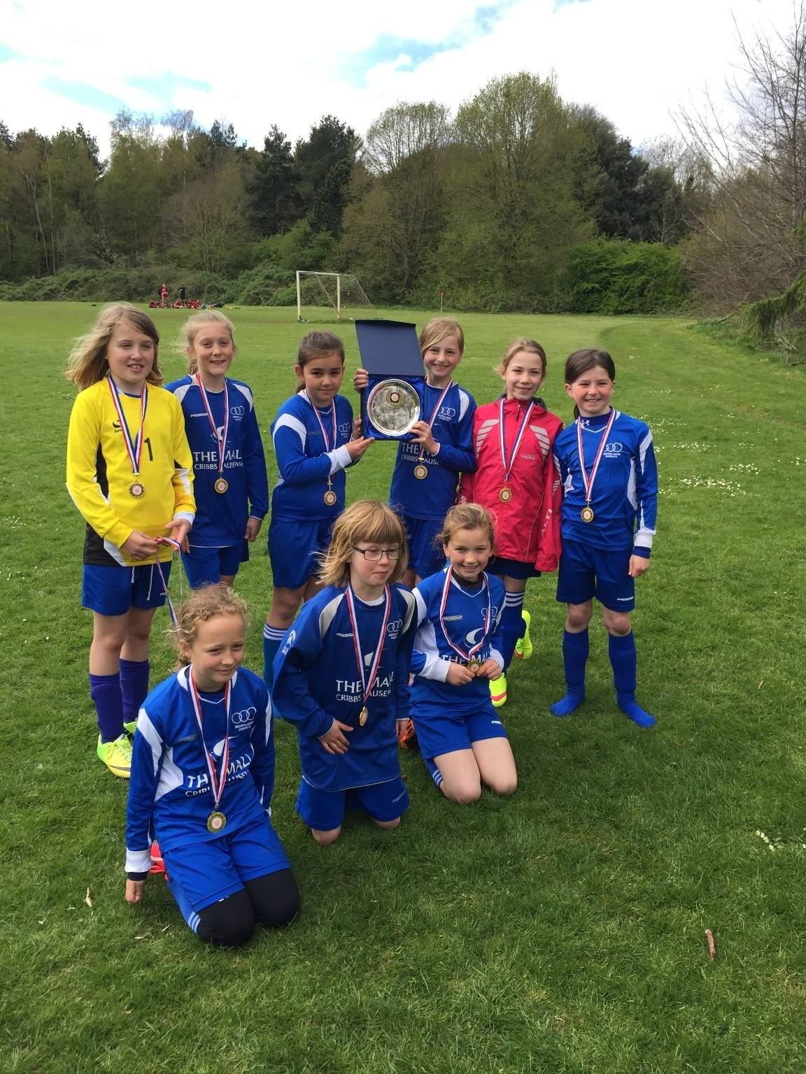Well Done The U10's