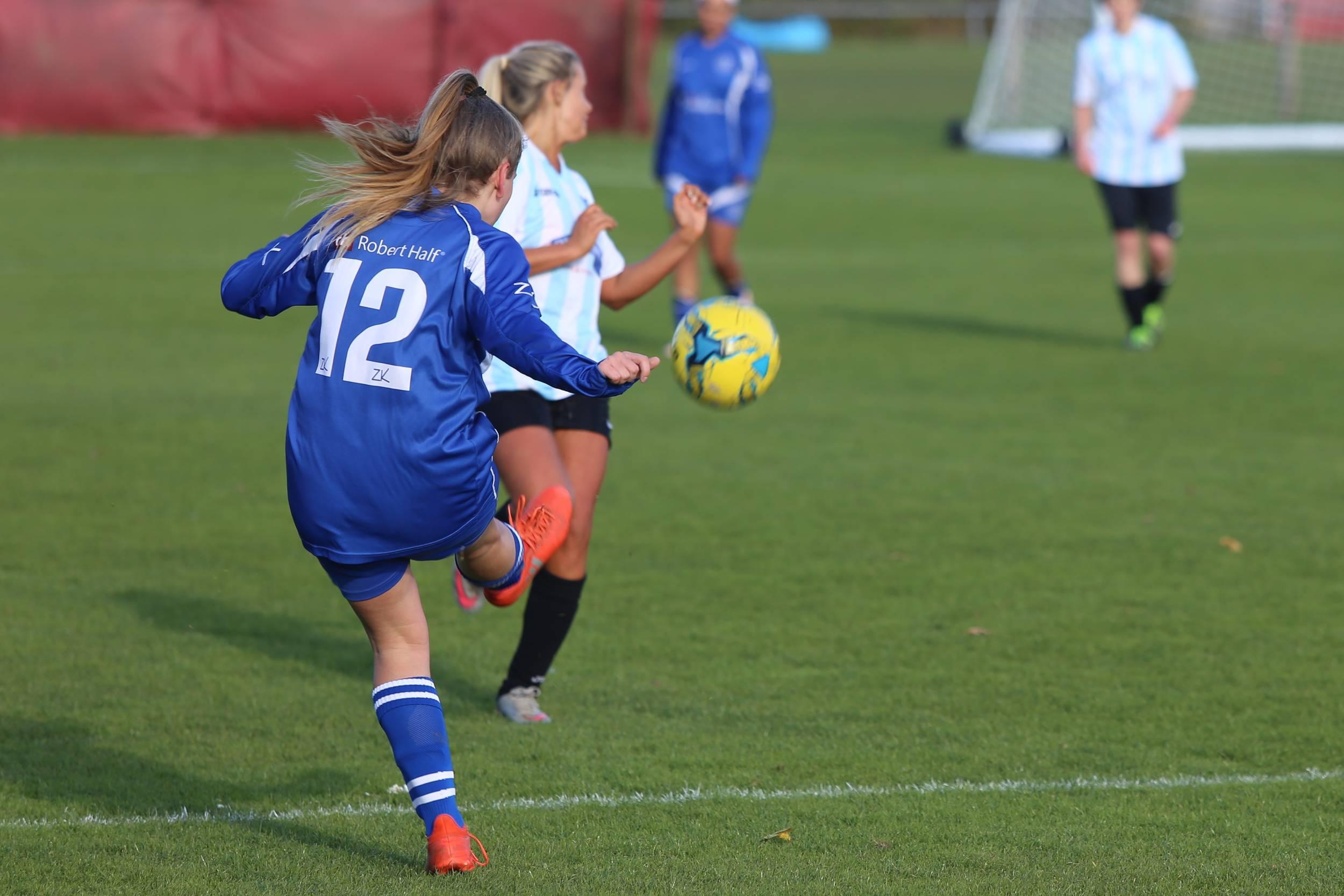 BLU FC 3 – 1 Longwell Green