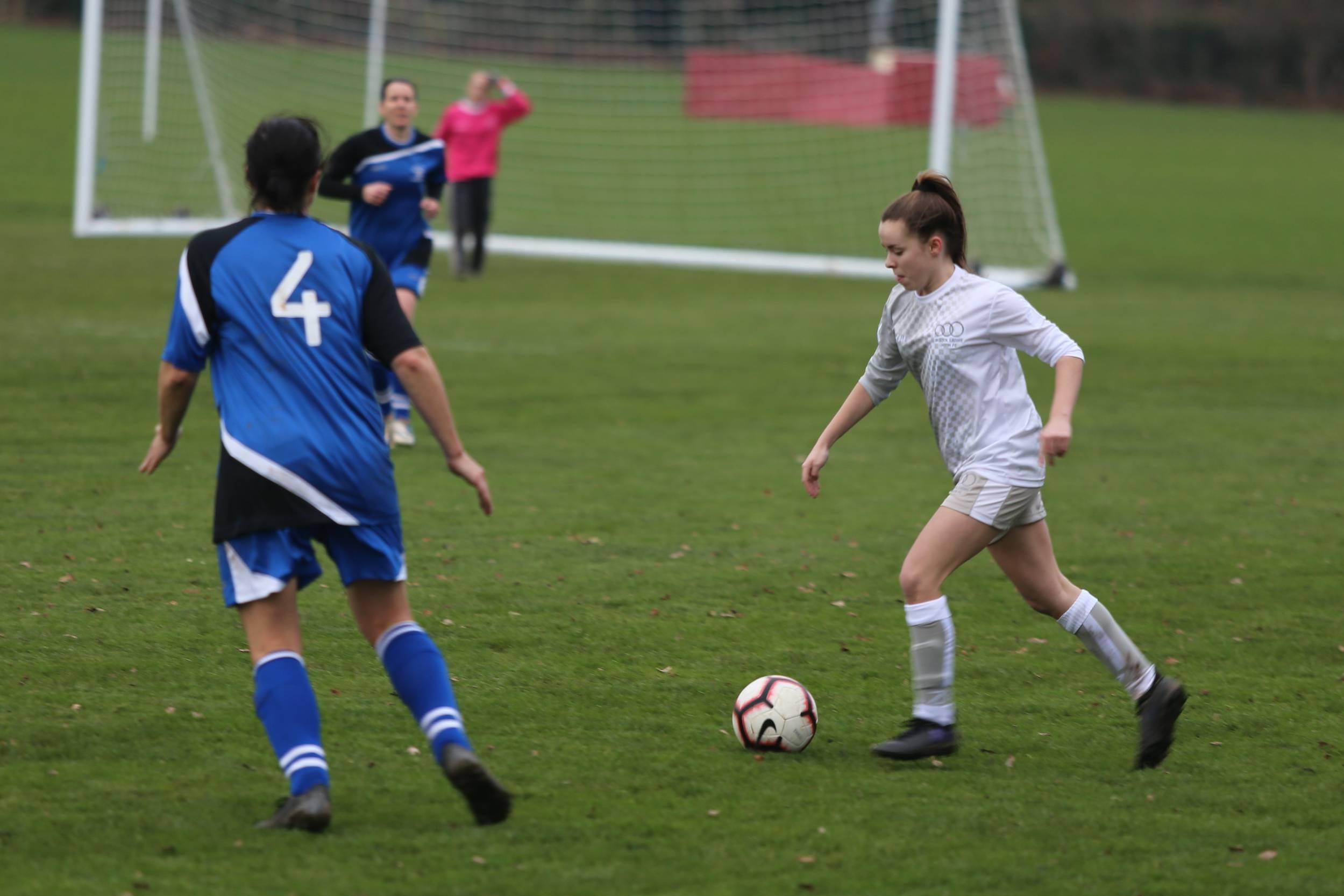BLU FC 2 – 1 Bristol & West