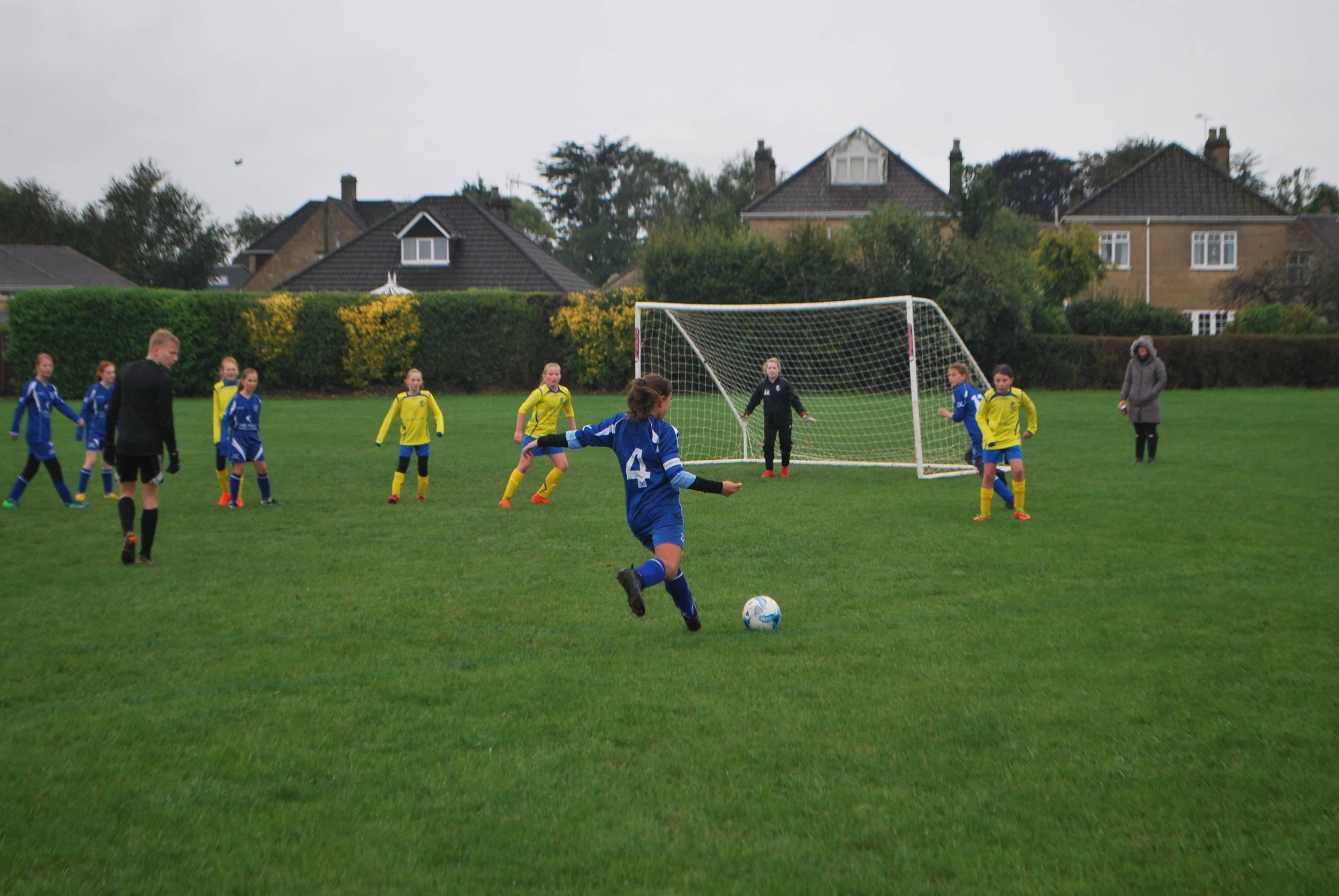 FC Bath 1-3 BLU U12s