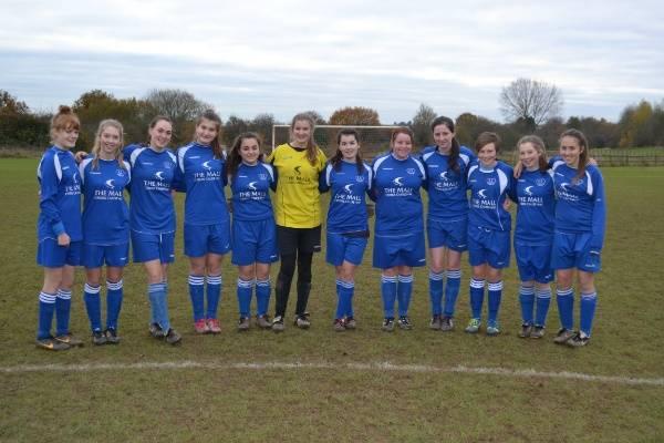 U18 BLU V Mangotsfield United