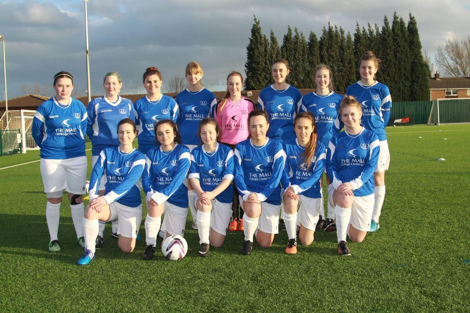 GFA Women's Challenge Cup Final 2015