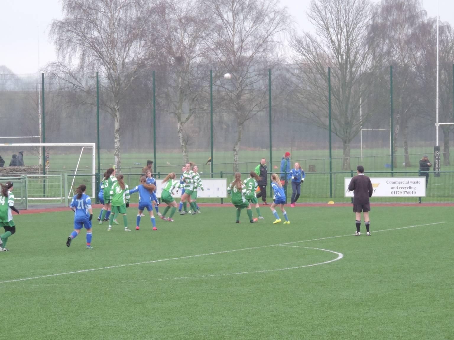 U15 Keynsham 3 – 1 BLU FC