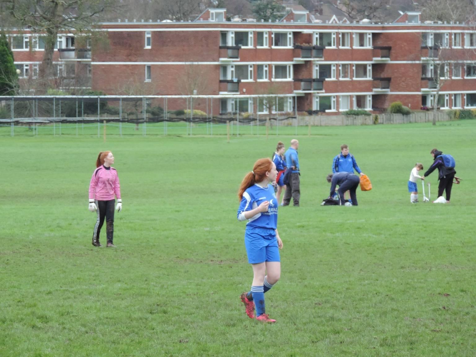 U15 BLU FC 12 – 0 Longwell Green