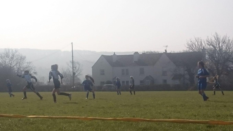 U15 Portishead 0 – 3 BLU FC