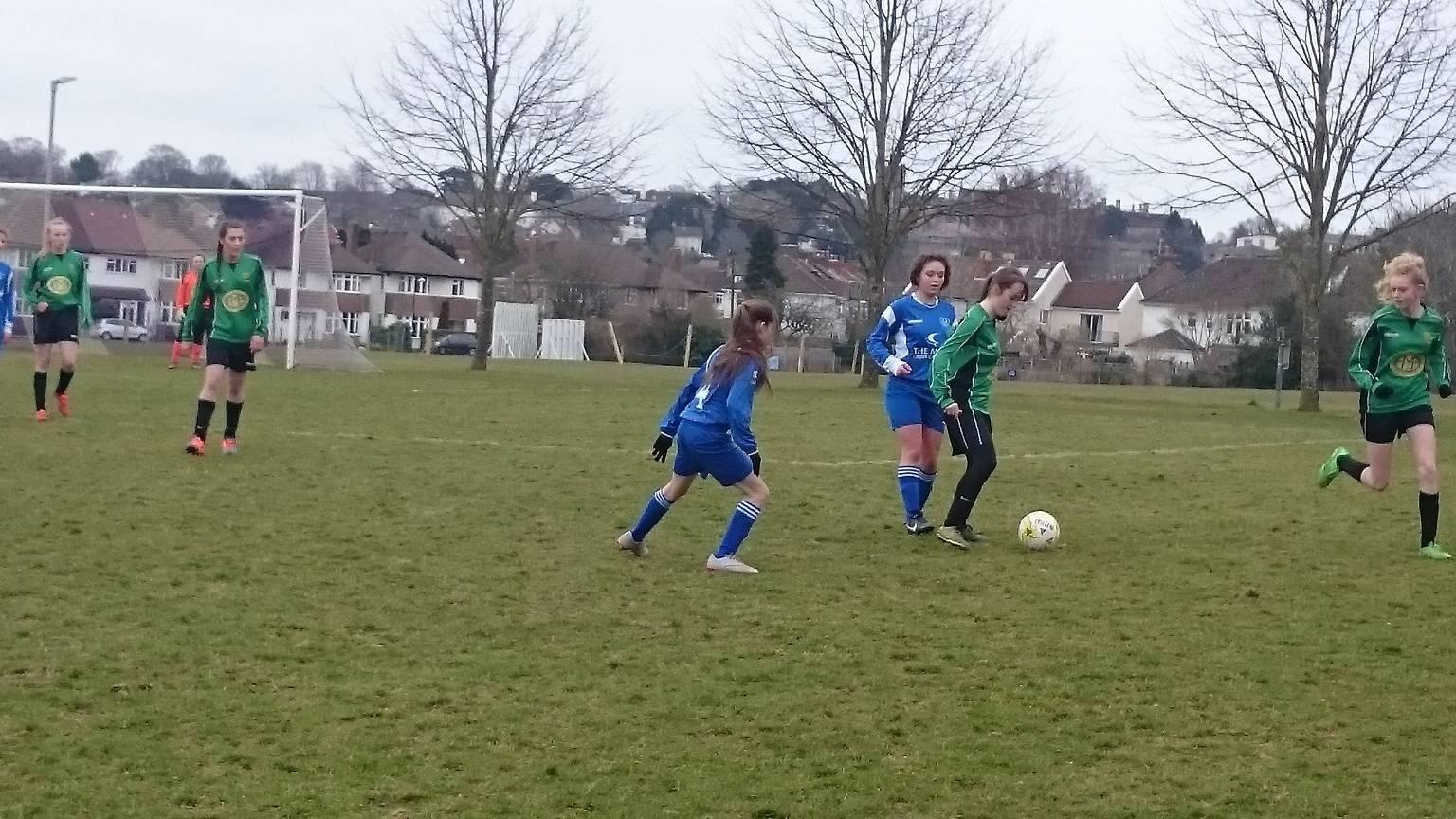 U15 BLU FC 2  – 1 St Nicholas