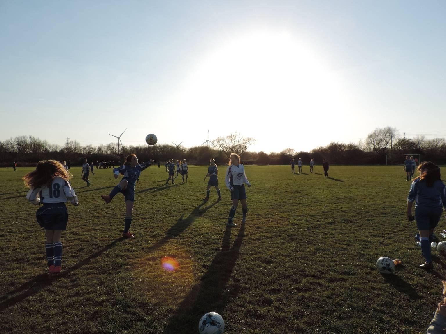 U15 BLU FC 2 – 1 Whitchurch